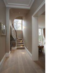 hallway decorating ideas victorian terrace house Google Search