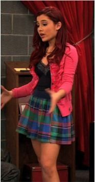 cat valentine outfits for school - cat valentine outfits ; cat valentine outfits for school ; cat valentine outfits sam and cat Ariana Grande Victorious, Victorious Cat, Ariana Grande Cat, Cat Valentine Victorious, Victorious Nickelodeon, Outfits Inspiration, Style Inspiration, Cat Valentine Outfits, Bilal Hassani