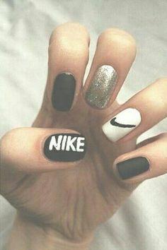 Nike nails