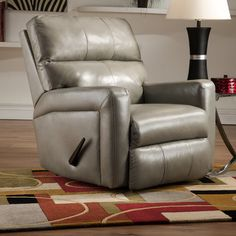 Southern Motion Southern Motion Savannah Rocker Chaise Recliner