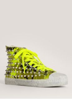 GIENCHI Articolo camouflage-printed sneakers