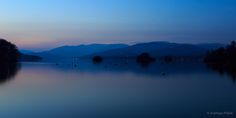 Windermere Blue Hour by Andreas Pidde