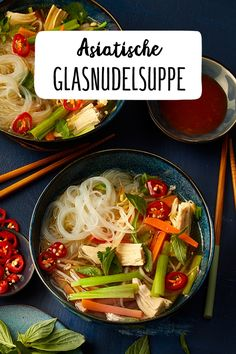 GlasnudelsuppeAsiatische Glasnudelsuppe Asian glass noodle soup - Asian Glass Noodle Soup Recipe – / … - How to Make the Most Delicious Pho in Your Instant Pot Meat Recipes, Asian Recipes, Ethnic Recipes, Vegetarian Recipes, Dinner Recipes, Glass Noodles Soup Recipe, Delaware, Roast Meat Recipe, Dried Beans