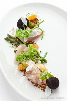Ladoga white fish - The ChefsTalk Project