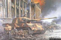 Testimonios de tanquistas alemanes en la Batalla de Berlín |Todo sobre la Segunda Guerra Mundial