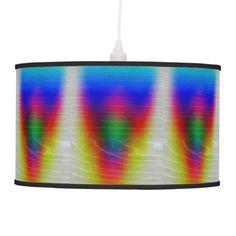 Cool Prism Pendant Lamp