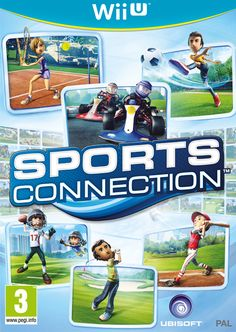 Sports Connection is a fun new way to  connect with family and friends and play the most popular sports from a  new perspective. Description from geekaygames.com. I searched for this on bing.com/images