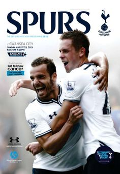 Tottenham Hotspur Publications  Magazine - Buy, Subscribe, Download and Read Tottenham Hotspur Publications on your iPad, iPhone, iPod Touch, Android and on the web only through Magzter