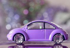 purple car bokeh  by ~Kenan2010