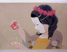 Rie Yamashina 山科理絵「ちっちゃなプレゼント」