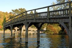 Under the Boardwalk, at Henley on Thames