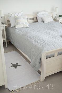 House No. 43: DIY Stern Teppich - DIY star carpet