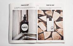 Hotel Daniel Paper – moodley brand identity