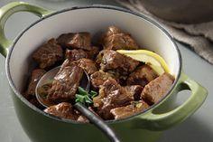 Μοσχάρι ριγανάτο στην κατσαρόλα - Συνταγές | γαστρονόμος