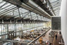 Graham Haworth's inspiration: Erco Technical Centre, Lüdenscheid, Germany. Photo: Gareth Gardner