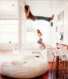 ♥ Eğlenceli cocuk odası tasarımları ( FUNNY KIDS ROOM DESIGNS ) ♥