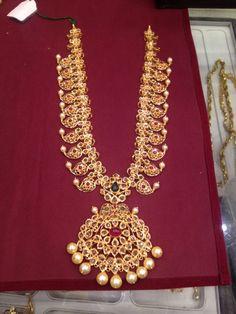 Long necklace 90 GMs