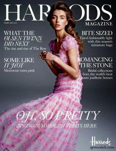 Alina Baikova for Harrods Magazine (February 2014) - http://qpmodels.com/european-models/alina-baikova/6140-alina-baikova-for-harrods-magazine-february-2014.html