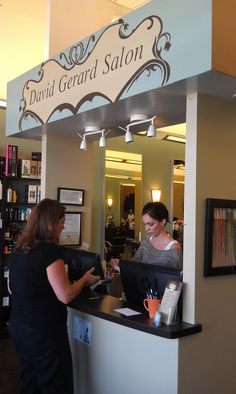 David Gerard Salon 3610 S Estrella Pkwy...beautiful salon at fantastic prices!  Check them out!