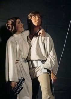 Image result for luke and leia