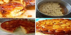 Después de hacer la mejor torta de Plátano Maduro del mundo, nunca más olvidará su sabor! Si te gusta dinos HOLA y dale a Me Gusta MIREN … | Receitas Soberanas