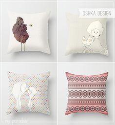 Pretty Pillows Cottage Life Decorative Pillows