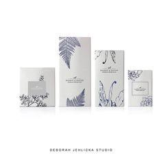 Packaging design. Box design. Soaps design. Perfume box design. Botanical packaging. Modern packaging