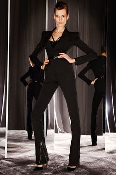 Tom Ford Fall 2012 Ready-to-Wear Collection Slideshow on Style.com