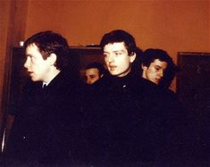Watch Joy Division live on 1979 BBC youth documentary 'Something Else' Joy Division, Ian Curtis, Natalie Curtis, Unknown Pleasures, Dangerous Minds, Gothic Rock, Music People, Post Punk, Poses