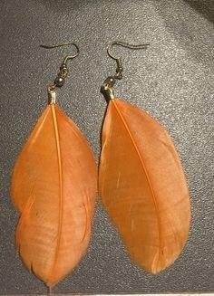 À vendre sur #vintedfrance ! http://www.vinted.fr/accessoires/boucles-doreilles/27711255-boucles-doreilles-plumes
