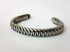 Stainless Weave Welder Bracelet