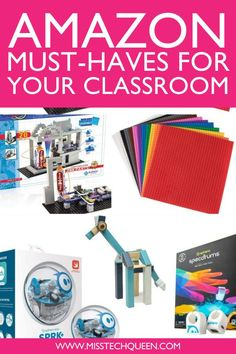 I love shopping smart and finding the BEST budget-friendly deals on functional products for my classroom on Amazon! Here I have created a running list of items that I have purchased and LOVED using in my classroom, which is focused on STEM, technology, and hands-on learning! Learn more about my easy strategies to save while shopping on Amazon!