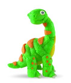 PlayMais Dinosaur - great eco stocking filler Stuffed Animals, Dinosaur Stuffed Animal, Infant Activities, Activities For Kids, Projects For Kids, Crafts For Kids, Stocking Fillers For Kids, Creation Crafts, Dinosaur Art