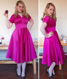 The Grace Circle dress, Vivien of Holloway.
