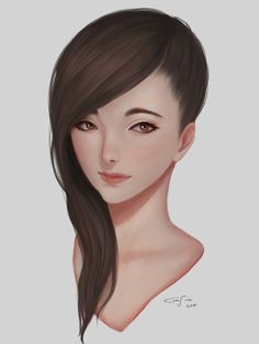 Kai Fine Art is an art website, shows painting and illustration works all over the world. Classical Art, Anime Art Girl, Art Forms, Geo, Disney Characters, Fictional Characters, Digital Art, Fine Art, Illustration