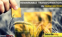 Remarkable Transformation In Indian Farming Sector
