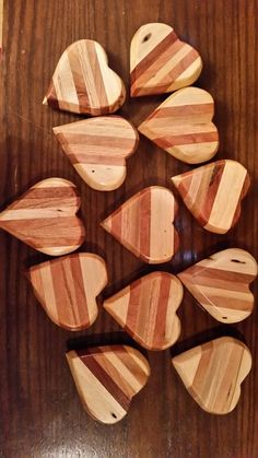 Laminated pallet wood heart # Mixed Pallet,  #one of a kind, # Pallet art