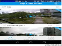 Foscam  Android App - playslack.com ,  Foscam is world leading home security IP Camera provider, Foscam is distributing IP cameras in over 70 countries.Foscam APP is developed by Foscam IP camera manufacturer and Foscam brand holder Shenzhen Foscam Intelligent Technology co., Ltd.Foscam all-new design the user interface and software architecture of the APP, to provide you better user experience. On Foscam, you can add your brand new camera in minutes, then view your camera from anywhere…