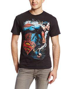 DC Comics Mens Superman Proud Fly T-Shirt @ niftywarehouse.com
