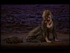 """Daniela Dessi - """"Sola Perduta Abbandonata,"""" Manon Lescaut, Act IV by Giacomo Puccini (""""Alone, lost, abandoned ..."""")"""