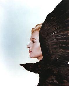 Tippi Hedren – Promo photo for The Birds