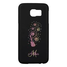 Personalized Guitar Art Music Samsung S6 Case Samsung Galaxy S6 Cases