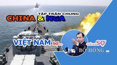 Việt Nam-Nhật lo ngại Trung Quốc tập trận trên Biển Đông 5-7 rất
