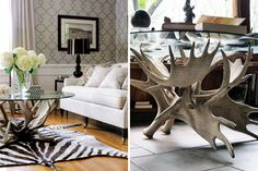 40 Quirky Coffee Tables via Brit + Co.