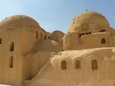 Monastère copte