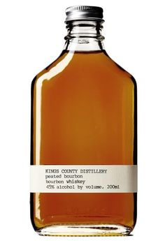 Kings County Distillery is posing an interesting question with a new product. Is their newest batch of peated whiskey really a bourbon?