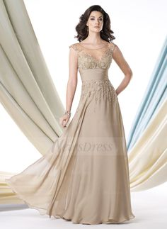 Champage Summer-Long Dresses 2014