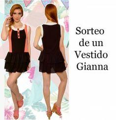 Gana un #Vestido Gianna ^_^ http://www.pintalabios.info/es/sorteos_de_moda/view/es/3571 #ESP #Sorteo #Moda