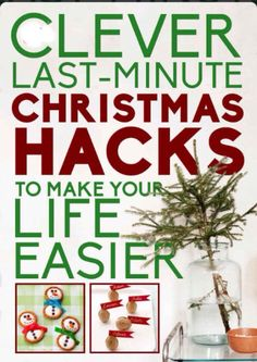 Christmas Life Hacks Yasss #Various #Trusper #Tip