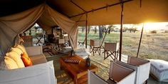 Olakira Camp Serengeti, Tanzania: A simple camp in the Serengeti, perfectly located for wildebeest and zebra migrations, my last big trip. Tanzania 2007